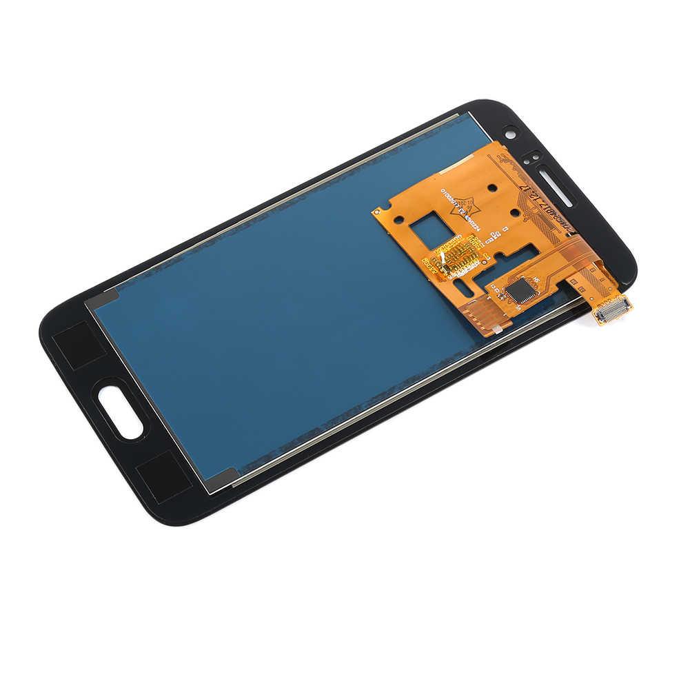 لسامسونج غالاكسي J1 2016 شاشة الكريستال السائل J120M J120F LCD محول الأرقام شاشة تعمل باللمس لسامسونج J120F LCD استبدال J1 2016 شاشة