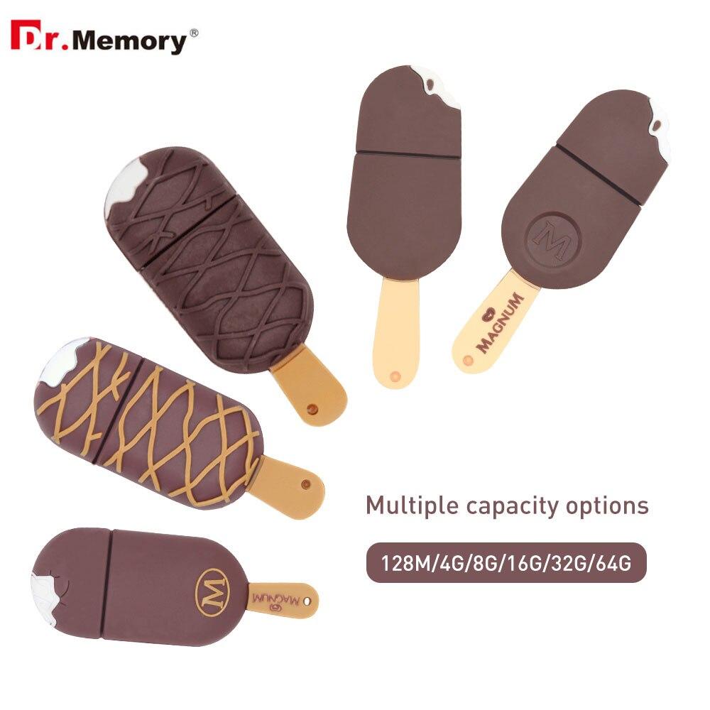 ice cream USB flash drive 5 styles Pen Drive 16gb