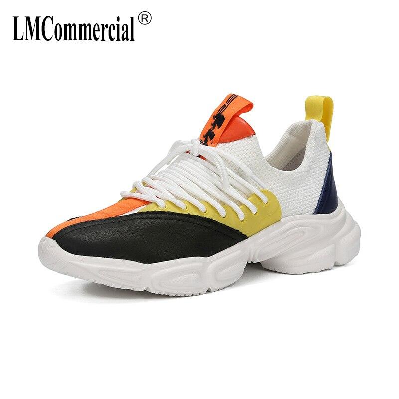 Chaussures décontractées hommes mode respirant hommes baskets printemps automne été respirant sneaker mode bottes loisirs chaussures homme