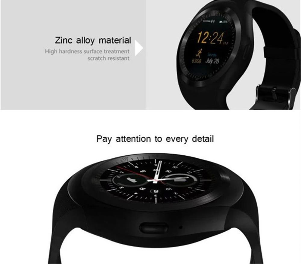 Android Smartwatch With Camera For Men Women