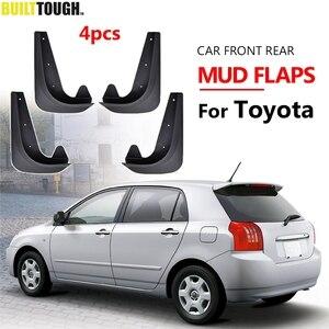 Image 1 - Garde boue universel garde boue garde boue garde boue pour Toyota Auris Avensis Aygo Camry CH R Corolla IQ pique nique RAV4 Yaris