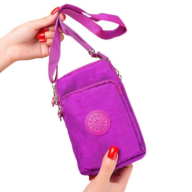 Women Wallets Zippers Canvas Lady Handbags Moneybags Clutch Coin Purse Good Quality Casual Woman Short Wallet Burse Wristle Bags