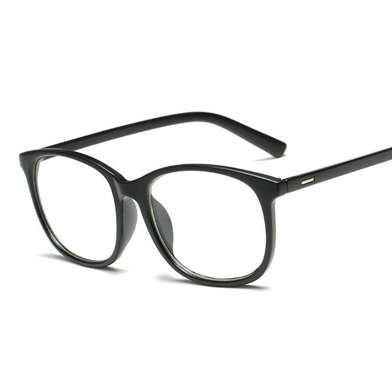 Transparent Clear Lens Eyeglasses Fake Optical Eye Glasses Frames For Women Myopia Glass Spectacles Eyewear Computer Glasses