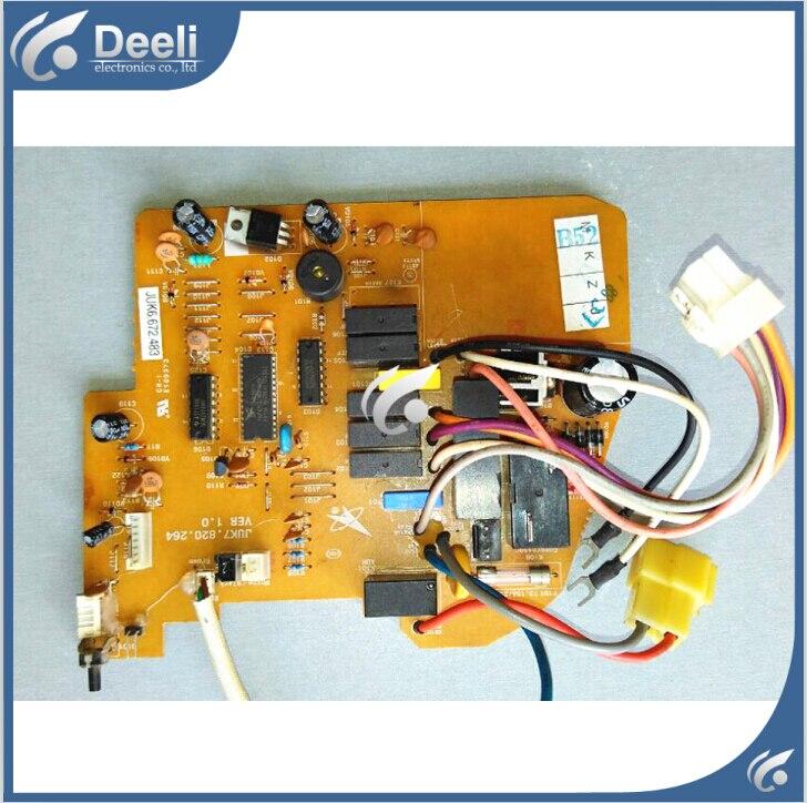 все цены на  95% new good working for Changhong air conditioning motherboard Computer board JUK7.820.264 JUK6.672.483 board good working  онлайн
