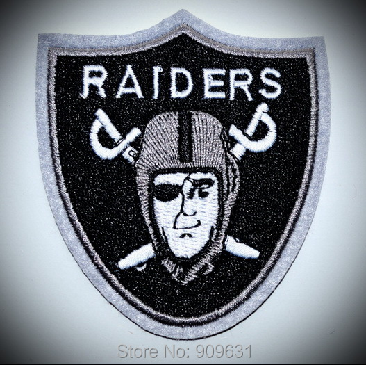 Fine Jewelry Sports Mem, Cards & Fan Shop Oakland Raiders Sterling Silver Pendant Shield Logo Unisex 14.4 Grams Free Ship