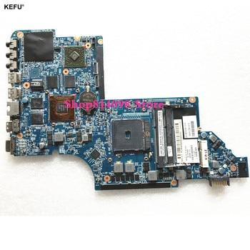 KEFU FOR hp pavilion DV6 DV6-6000 laptop motherboard DDR3 tested working 665281-001 665284-001