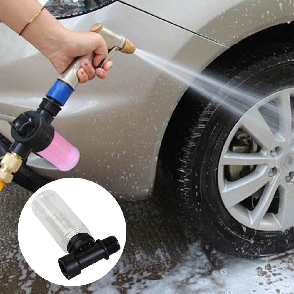 76ML Car Washing Sprayer Foam Cup Car Cleaning Detergent Bottle Bubble Container Dropship 11.11