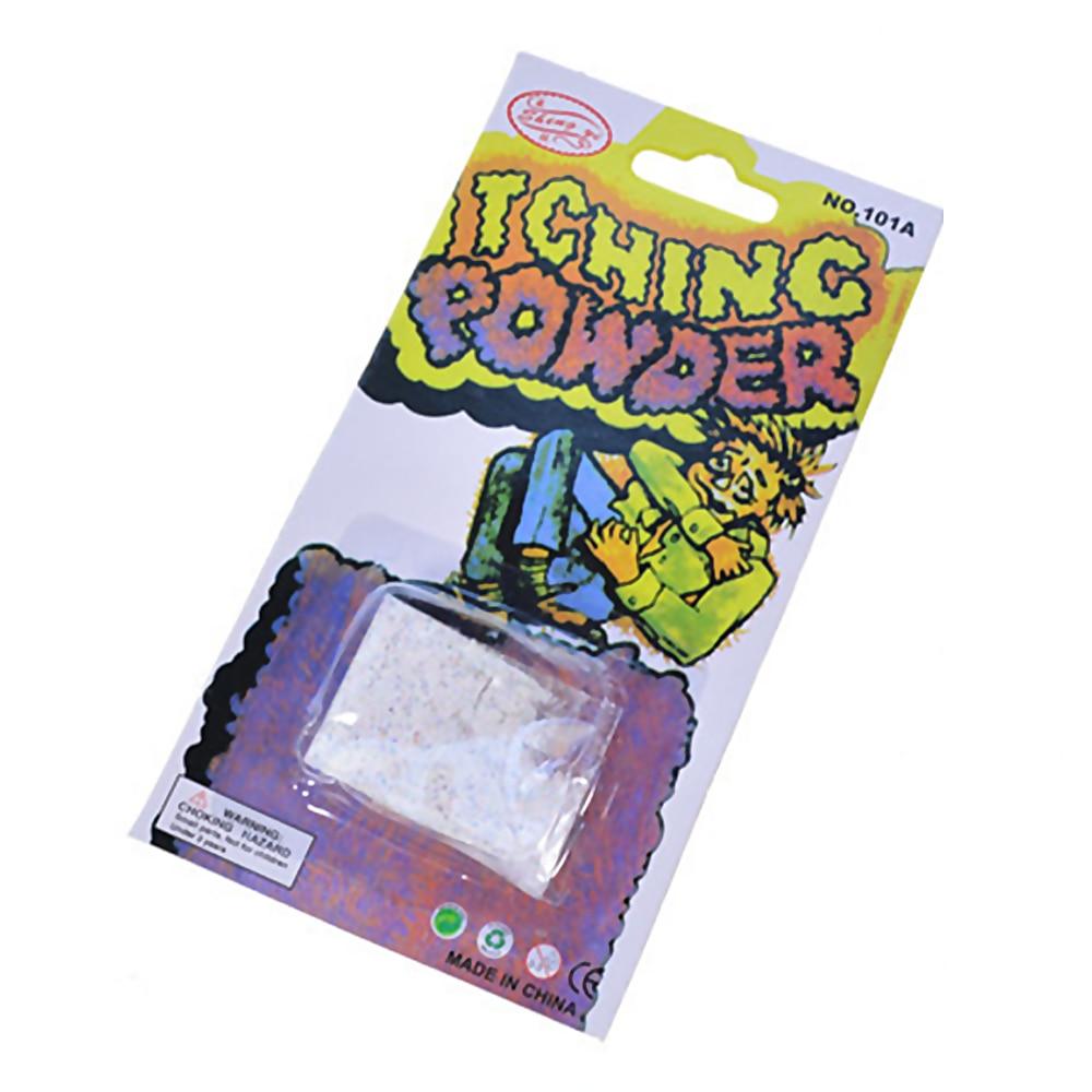 Itch Itching Powder Packages ~ Prank Joke Trick Gag Funny Joke Trick Magic