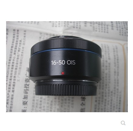 100% New Original NX 16-50mm F/3.5-5.6 Power Zoom OIS Zoom Lens For Samsung NX1000 NX1100 NX2000 NX3000 NX200 NX210(Black Color)
