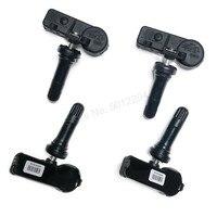 4 adet DE8T 1A180 AA lastik basıncı İzleme sensörü TPMS Ford Lincoln için TPMS 12 DE8T 1A150 AA DE8T1A180AA 9L3T 1A180 AF|Basınç Sensörü|   -