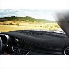 Lsrtw2017  Plush Car Central Control Instrument Panel Anti-shading Pad for Alfa Romeo Giulia stelvio 2016 2017 2018 2019 2020 стоимость