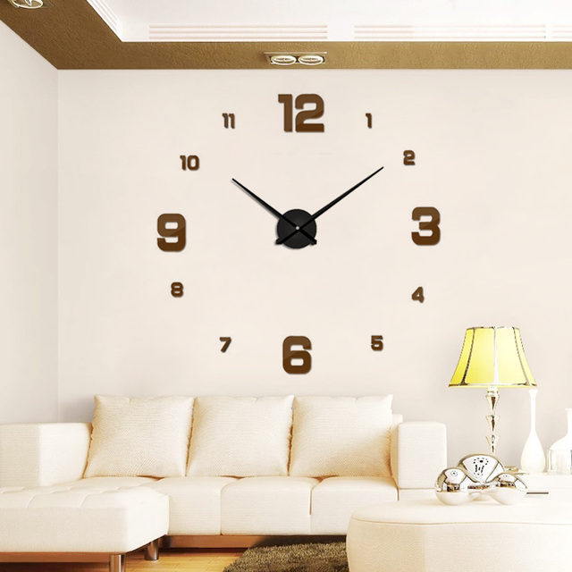 Quartz Wall Clock 4