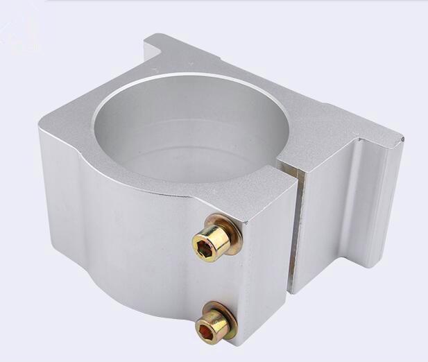 D100mm cast aluminum spindle motor fixture, spindle chuck, spindle motor bracket