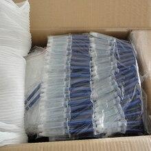 SCHNELLE verschiffen 100 stücke/lot zähne bleaching gel carbamidperoxid 22%,35%,44% zahn reinigung spritze gel
