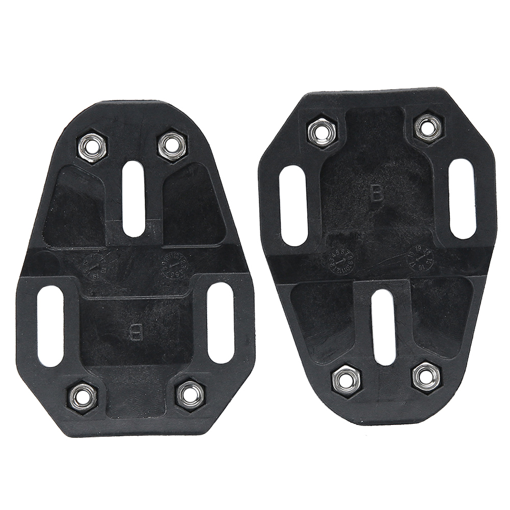 1 Pair Safety Lock Prevents Mud Quick Release Protect Cleats Covers Non-toxic Light Weight Plastic Bike Pedal For SpeedPlay Zero