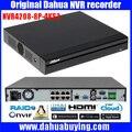 Оригинал Dahua Английская версия NVR4208-8P-4KS2 H.265 8POE СЕТЕВОЙ ВИДЕОРЕГИСТРАТОР с 2 SATA портов, 4 К NVR 8-канальный DH-NVR4208-8P-4KS2