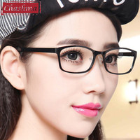 Ultra Light Colorful Ultem Optical Glasses Frame For Prescription Eyeglasses Cute Sweet Women Glasses Frames