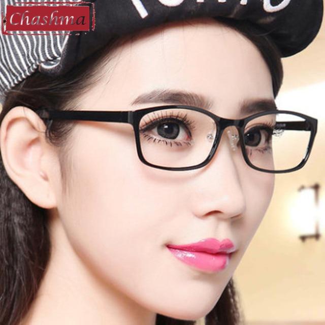 290514cf0ce Chashma Ultra Light Colorful Ultem Optical Glasses Frame for Prescription  Eyeglasses Cute Sweet Women Glasses Frames