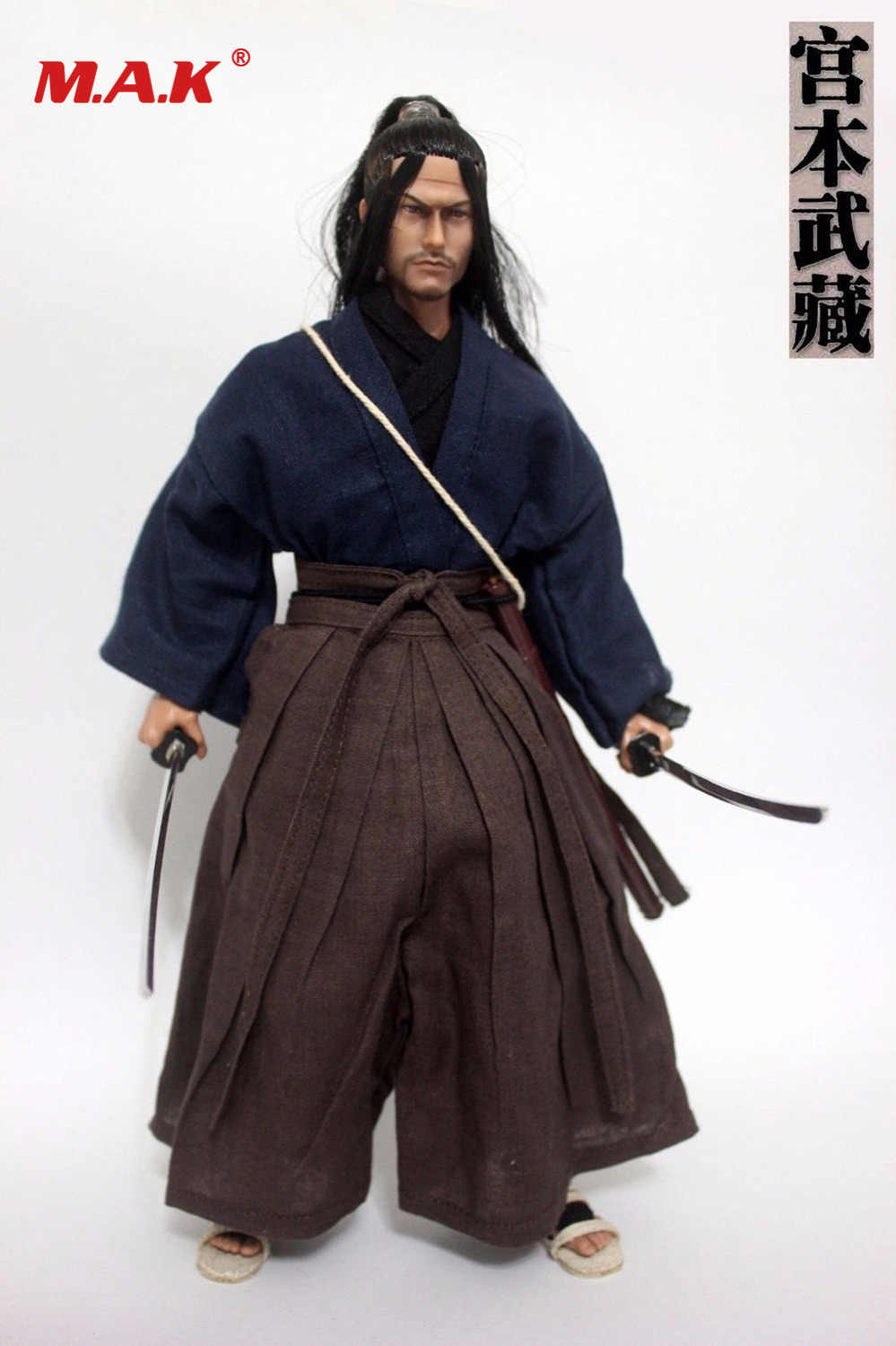 1 6 Scale Clothing Shinsen Gumi Samurai Clothes Set For 12 Action Figure Body Toys Hobbies Military Adventure