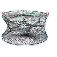 Рыболовная клетка для креветок нейлоновая рыболовная сеть высота