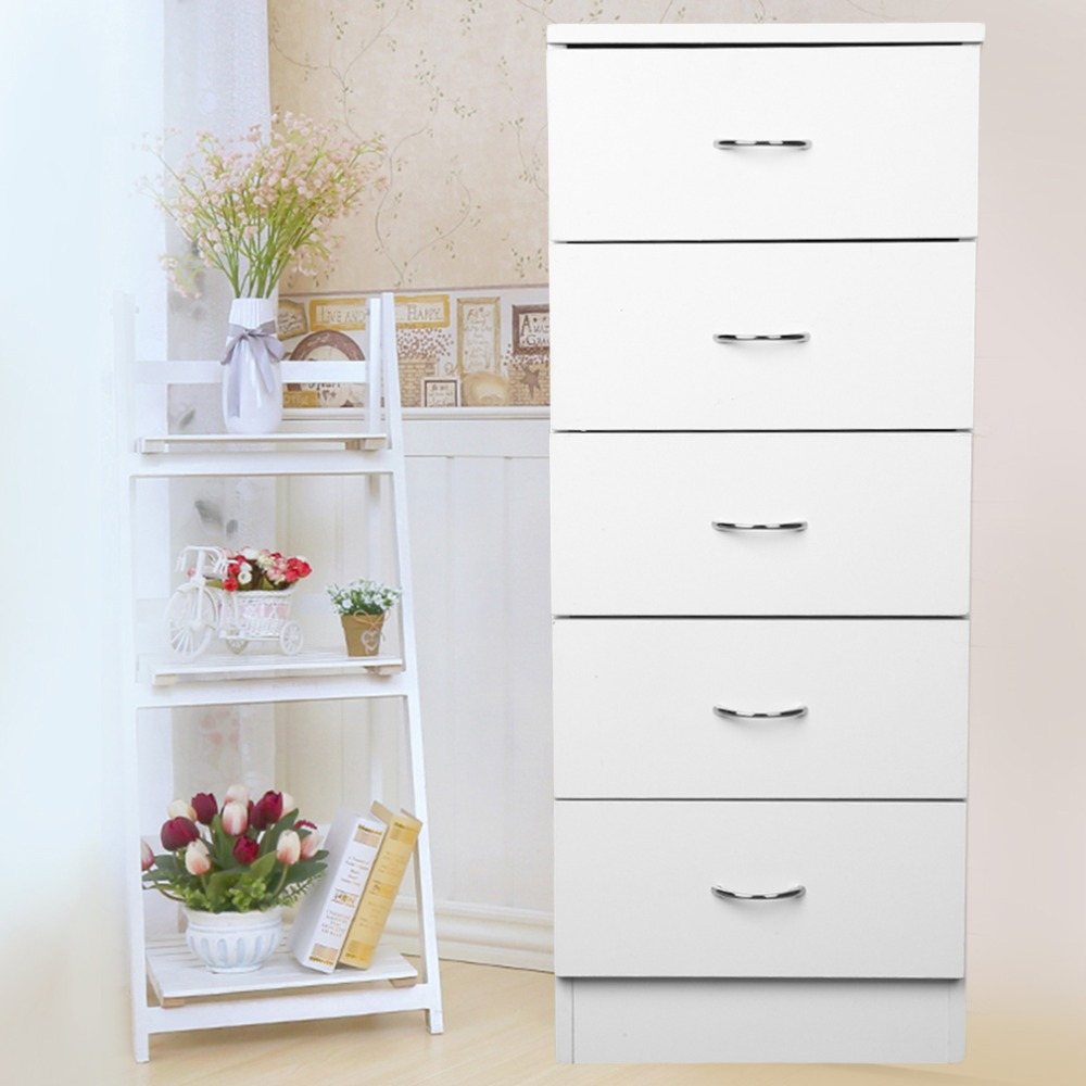 Tall Narrow/ Large Wide 5 Drawer Chest Bedroom Furniture Hallway Storage Boldon Range Cabinet Drawer Cabinet Lockers Chest roomble комод gabriel drawer chest