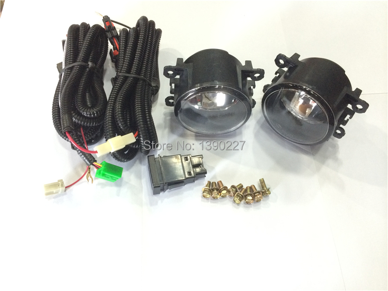 ФОТО Suitable for:  GRAND VlTARA 1996 -2004 / fog lamps 12 v55w 2006-2012 years ago