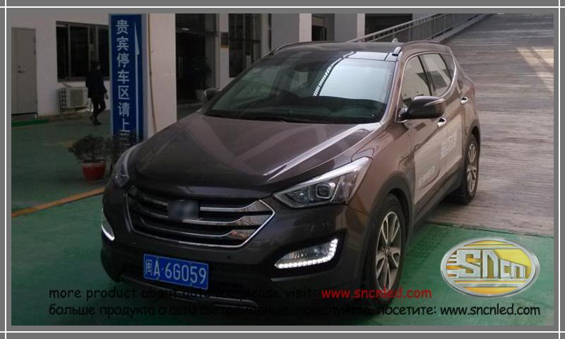 Hyundai Santa Fe 2013 -9