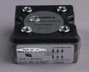 Free Shipping NEW  VUO35-12NO7  VUO35-12N07  MODULE