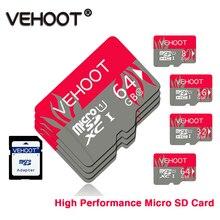 VEHOOT V01 micro sd 32 gb SDHC/SDXC 64GB Grade Class10 UHS-1 8GB C6 Memory Card Flash Memory Tarjeta De Memoria carte sd 2016