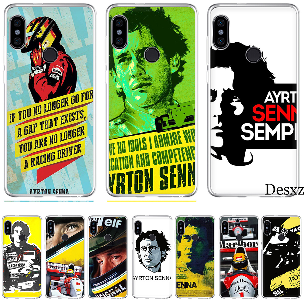 phone-case-ayrton-font-b-senna-b-font-cover-for-xiaomi-redmi-mi-8-se-note-5-5a-6-6x-pro-mix-2s-a2-lite-plus-4x-4a-s2-f1