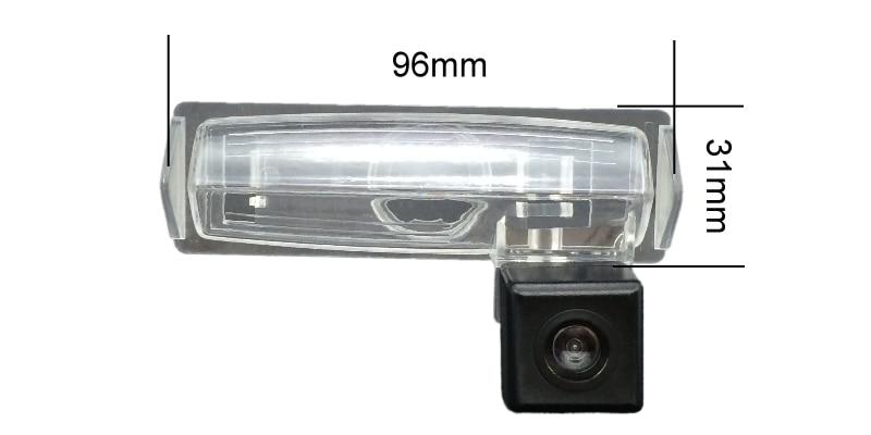For Lexus RX ES RX300 RX330 RX350 ES300 ES330 Rear View Camera Reversing Camera Car Back up Camera HD CCD Night Vision (5)