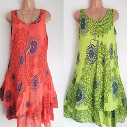 Podwójna warstwa Sukienka linia kaskadowe wzburzyć Sukienka w stylu Vintage Retro szata Kleid Plus rozmiar sukienki dla kobiet 4xl 5xl szata Femme ete 2019 5