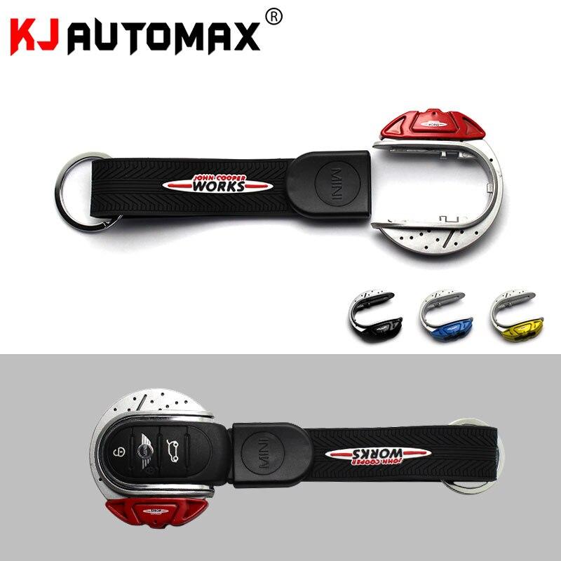 KJAUTOMAX For Mini Cooper F54 F55 F56 F57 F60 Keychain Key Cover Case Car Styling AccessoriesKJAUTOMAX For Mini Cooper F54 F55 F56 F57 F60 Keychain Key Cover Case Car Styling Accessories