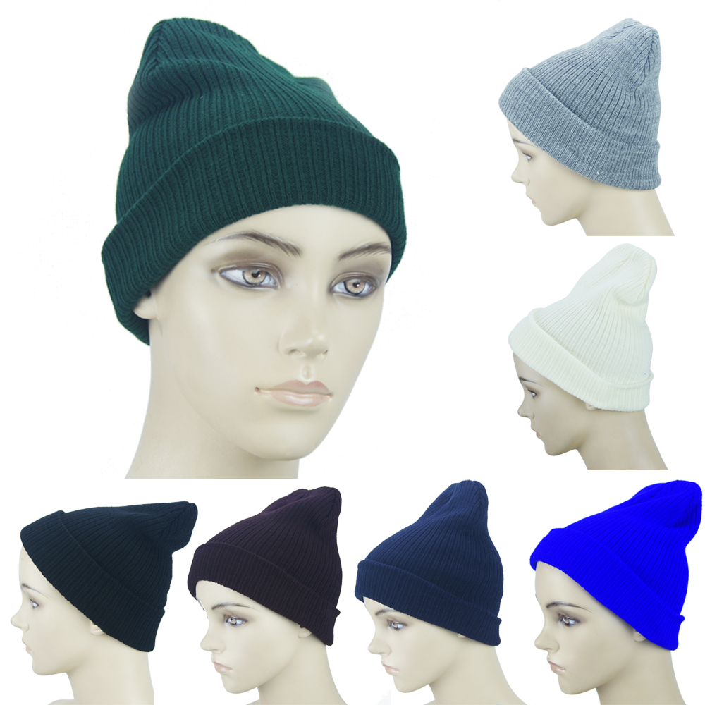 2017 New Design Fashion   Skullies     Beanies   Women Warm Hat Knit Hat Female Cap Men Winter Hat For Women   Beanie   Warm Cap Unisex