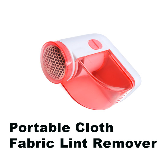 Lint Remover Mini Portable Electric Cloth Fabric Sweater Shaver Fuzz Shaver Trimmer  Household Cleaning Tools makeup remover cloth 2pcs