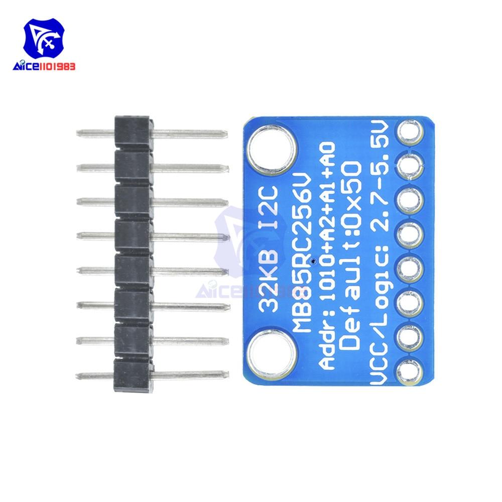 I2C MB85RC256V Non-Volatile Fram Breakout Module Development 256KBit//32KByte