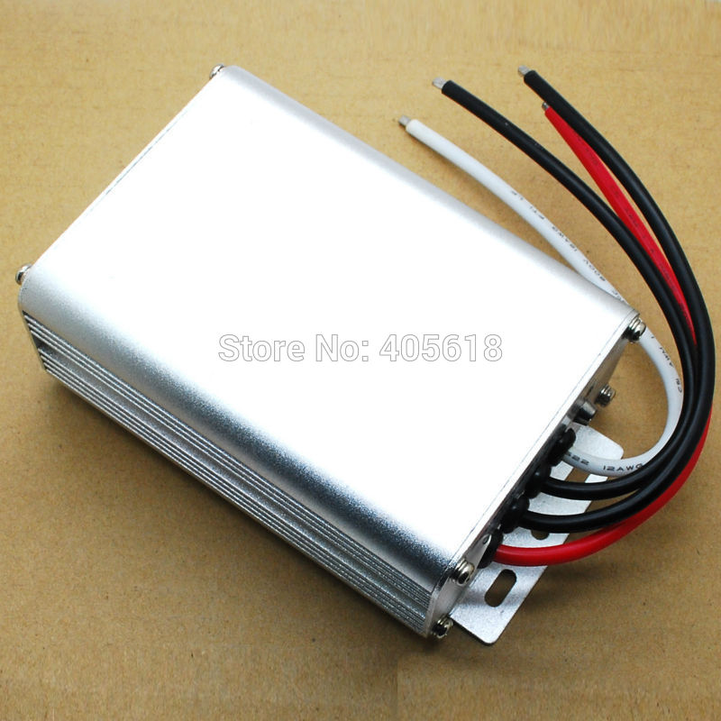 360W/15A 12v to 24v dc converter Input 12V( 10-20V DC) output 24V 15Amax 360W waterproof non-isolated  dc dc converter 12v to 24v 5amax 120w for cars non isolated