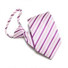 HOOYI 2019 handy zipper laços dos homens gravata do laço fácil