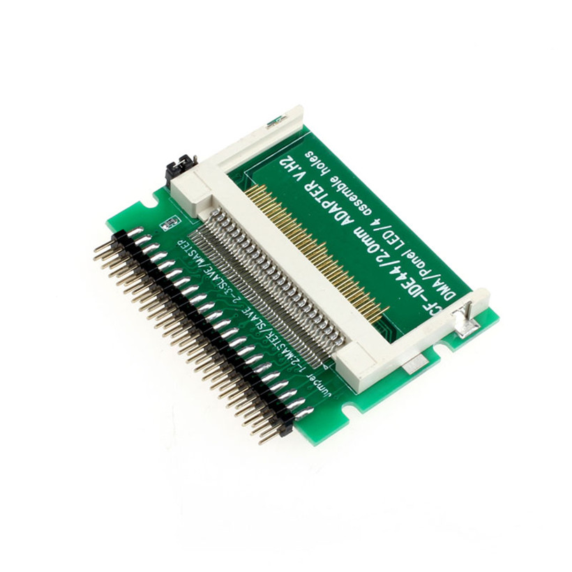 Image 3 - Advanced 2018 Computer Adapter CF To 44 Pin Male IDE Adapter PCB Converter As 2.5 IHDD Drive For Laptop Gifts-in Computer Cables & Connectors from Computer & Office