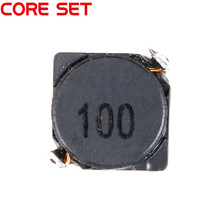 10pcs/lot SMD Power Inductors10UH 4D28 100 Shielded Inductor CDRH4D28 High Quality