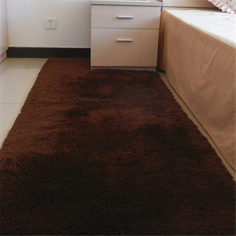 80*120 cm Large Floor Carpets For Bedroom Soft Floor Carpet Warm Colorful Living Room Floor Rugs Slip Resistant Mats