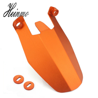 For KTM Motocross Accessories Rear Mudguard Fender For KTM DUKE 390/250/200/125 2018 CNC Aluminum Parts FOR KTM 390 DUKE 2017