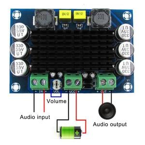 Image 1 - XH M542 مونو 100 واط مكبر كهربائي رقمي مجلس مكبرات الصوت الرقمية SGA998