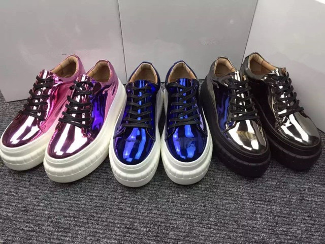 fa4b8f5e € 79.83 |Nueva mujer 2016 zapatos suecia marca de lujo mujeres cordones de  la plataforma zapatos de mujer sapatos de mulher zx zapatos de mujer en ...