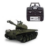 Rc Танк Игрушка дистанционное управление 2.4g 1:16 моделирование тяжелый AR боевой танк модели RC автоматический автомобиль игрушки rc Танк модель