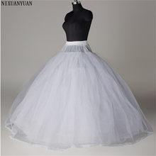 21a2d7556749ee Wedding Petticoat Goedkope Bridal Bruiloft Accessoires Wit Petticoat Met  Zoom Kant Applicaties Baljurk Petticoat Voor Trouwjurk. US  13.68   stuk  Gratis ...