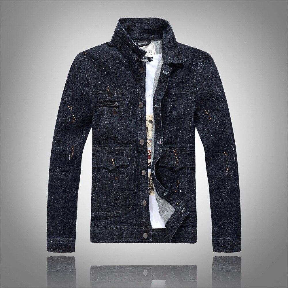 Popular Cool Denim Jackets Men-Buy Cheap Cool Denim Jackets Men ...