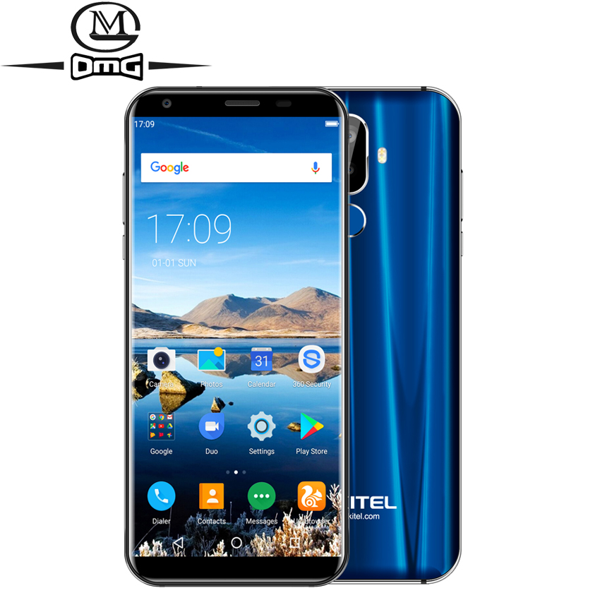 Oukitel K5 18 9 HD Display 5 7 4G Smartphone 4000mAh Android 7 0 MT6737T Quad