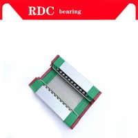 High quality 1PCS MGN15H or MGN15C linear bearing sliding block for MGN15 linear guide for cnc xyz Free Shipping