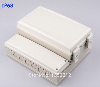 228*206*113mm IP68 waterproof plastic box for electronic housing DIY project box sealed control box PLC instrument junction box